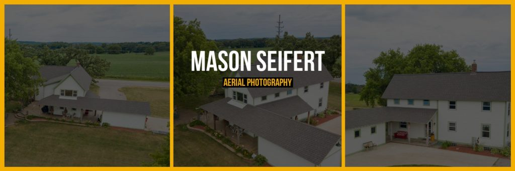 Mason A Seifert aerial real estate photographer