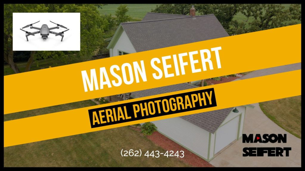 Mason A Seifert real estate aerial photography