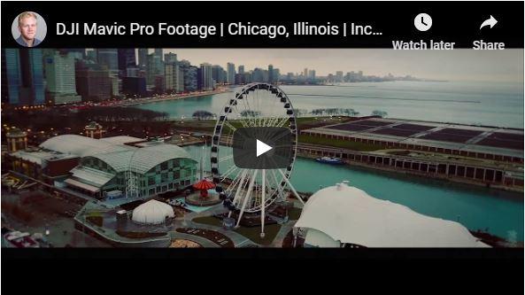 aerial drone video footage by Mason Seifert
